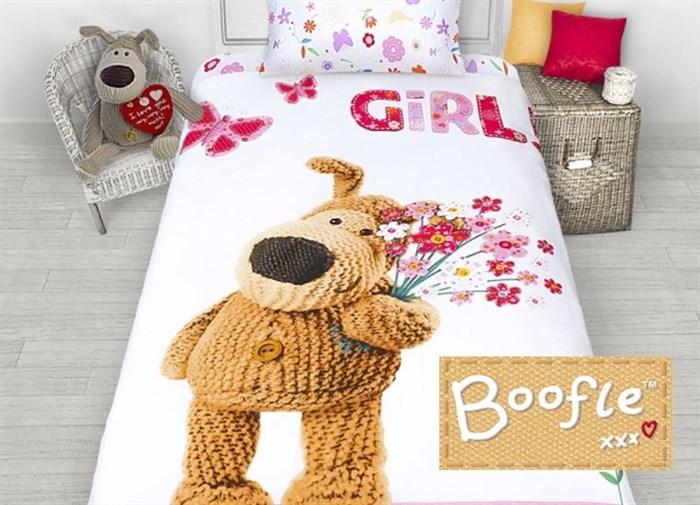 """КПБ """"Boofle Girl"""" детский - фото 6502"""