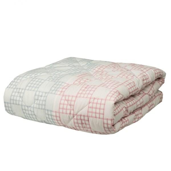 Одеяло Chalet Climat Control by Serg Look роза/грозовой - фото 7922