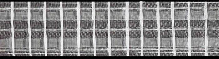 """Шторная лента """"карандашная"""" 1:2 (60 мм) - фото 9377"""