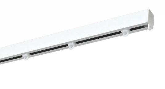 Карниз профильный ГРАНД для штор средней тяжести и тяжелых штор - фото 9507