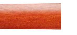 Цвет карниза - вишня