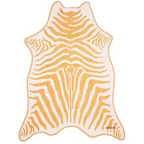 Полотенце махровое ЗЕБРА БЕЖЕВАЯ (коллекция Animal Skin)