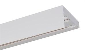 Карниз ПВХ усиленный МДФ 50 мм декоративная планка прямой