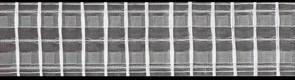 """Шторная лента """"карандашная"""" 1:2 (60 мм)"""